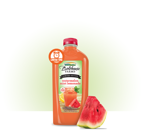 Bolthouse Farms - Watermelon Mint Lemonade